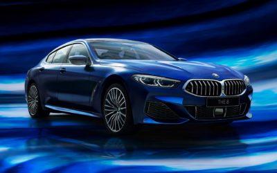 Collector's Edition: BMW 8-as sorozatú Gran Coupe egyedi színekben